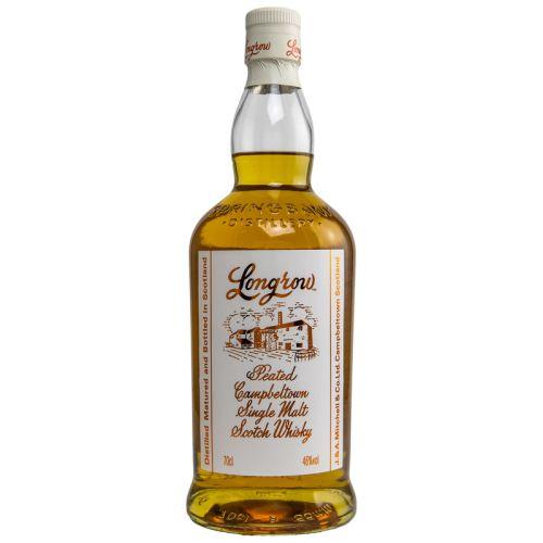 Longrow Peated Malt Whisky 46% 0,70l
