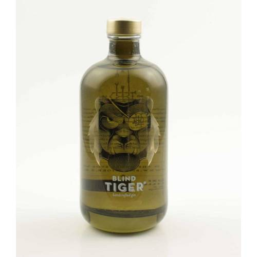 Blind Tiger Imperial Secrets Handcrafted Gin 0,5l 45%