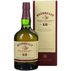 Redbreast 12 Jahre Irish Whiskey 40% (1 X 0,70L)