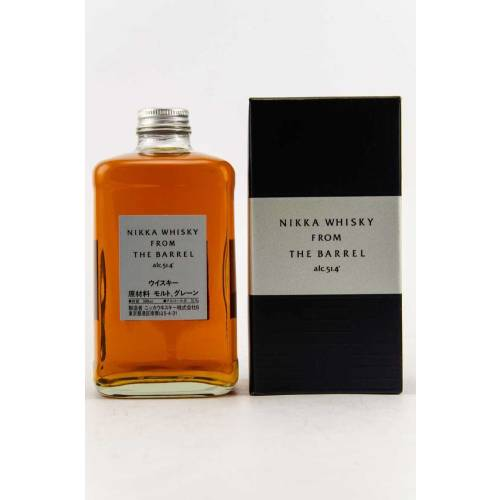 Nikka Whisky from The Barrel 51,4% (1 X 0,50L)
