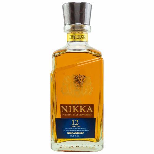 Nikka 12 Jahre Blended Whisky 43% (1 X 0,70L)