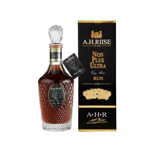 A.H. Riise Rum Non Plus Ultra 42% (1 X 0,70L)
