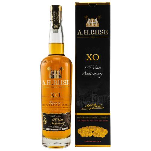 AH Riise 175 Anniversary XO Reserve 42% Vol. 0.70l