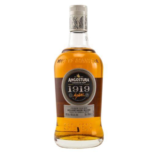 Angostura 1919 Deluxe Premium Blend Rum 40% vol. 0.70l