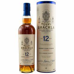 Royal Brackla 12 Jahre Whisky 40% vol. 70cl