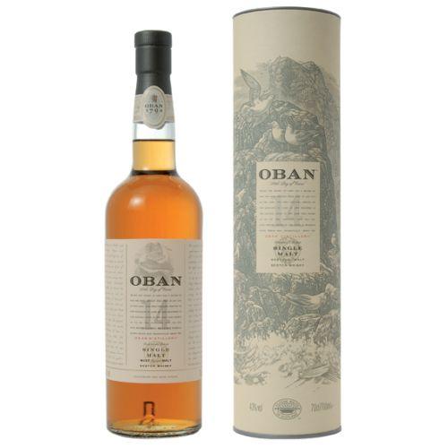 Oban Whisky 14 Jahre 43% (1 X 0,70L)