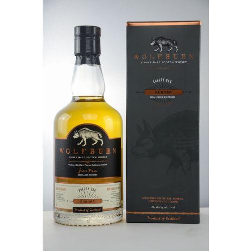 Wolfburn Whisky Aurora 46% (1 X 0,70L)