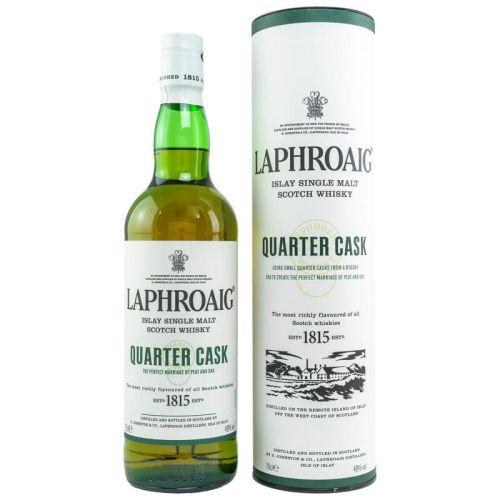 Laphroaig Quarter Cask Whisky 48% (1 X 0,70L)
