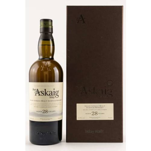 Port Askaig 28 Jahre 45,8% vol. 700ml