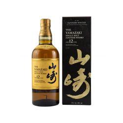 Suntory Yamazaki 12 Jahre Whisky 43% vol. 700ml