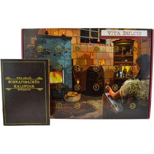 Gin Adventskalender Klassik 2021 (24 x 20ml)