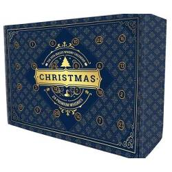 Whisky Adventskalender Deluxe 2021 (24 x 20ml)