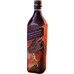 Johnnie Walker A Song of Fire Whisky - Game of Thrones 40,8% (1 X 0,70l)