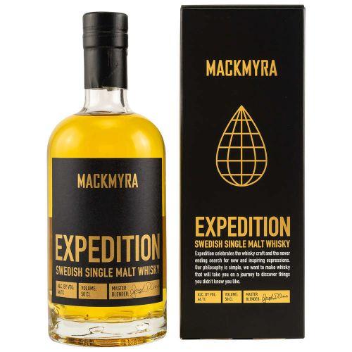 Mackmyra Expedition Swedish Whisky 46,1% 0,70l
