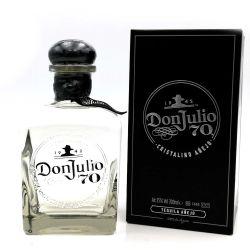 Don Julio 70 Tequila Anejo Cristalino 100% Agave 35% 0,70l