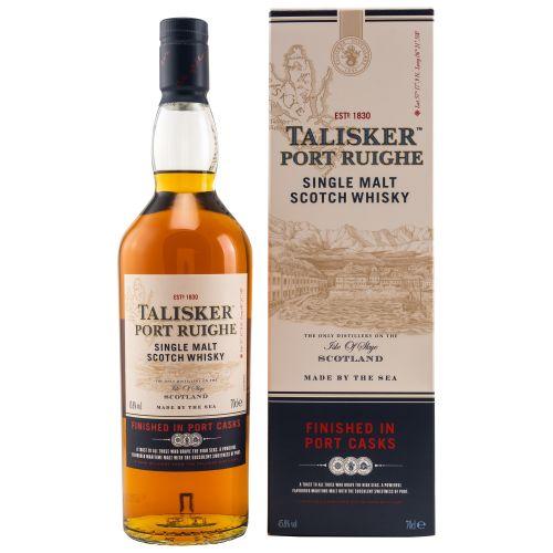 Talisker Port Ruighe Whisky 0,70l 45,8%