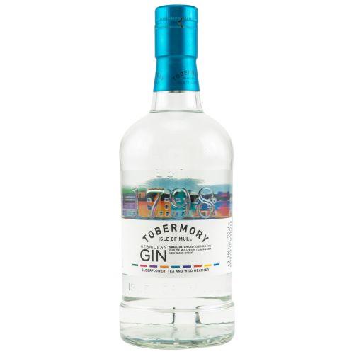 Tobermory Isle of Mull Hebridean Gin 43,3% 0,70l