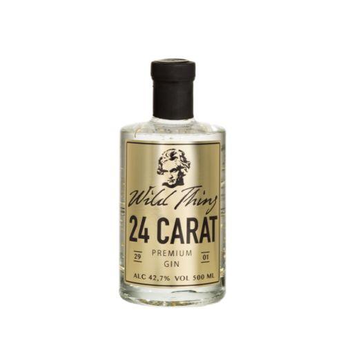 Wild Thing 24 Carat Premium Gin 42,7% Vol. 0,50 Liter