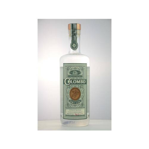 Colombo London Dry Gin 43,1% 0.70l