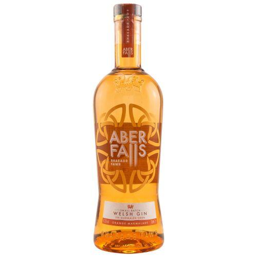 Aber Falls Welsh Gin - Jin Marmaled Oren Orange Marmalade