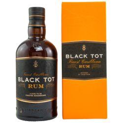 Black Tot Caribbean Rum (1 x 700ml)
