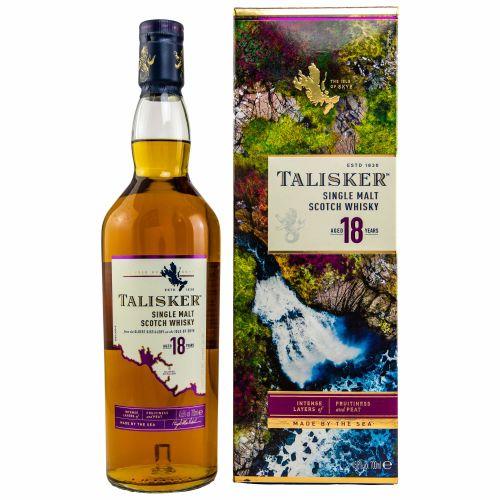 Talisker 18 Jahre Whisky