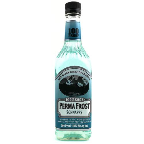 Yukon Jack Perma Frost Schnapps Likör Kanada 0,70l 50% vol.