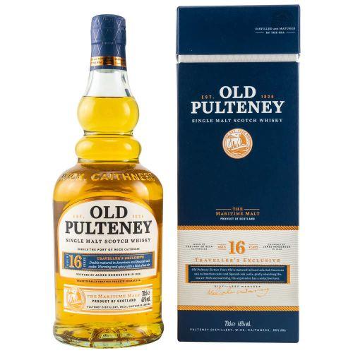 Old Pulteney 16 Jahre 46% vol. 700ml
