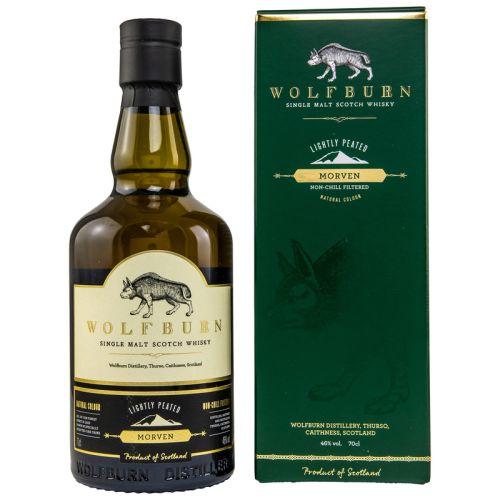 Wolfburn Morven Highland Single Malt Whisky 46% 0.70l