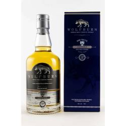 Wolfburn Morven Highland Single Malt Whisky 46% 0.70l