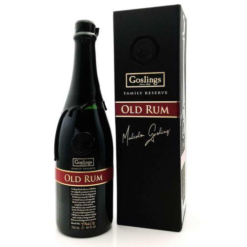 Goslings Old Rum Family Reserve 40% 0,70l