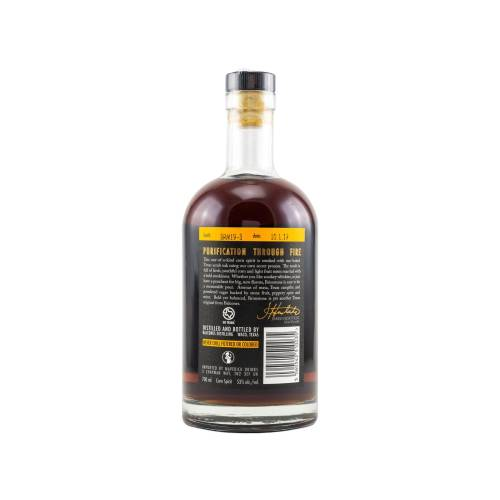 Balcones Brimstone Texas Corn Spirit Whiskey 53% 0.70l