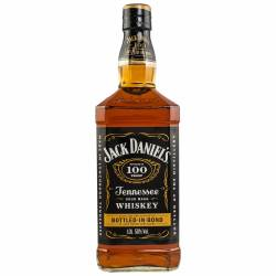 Jack Daniels 100 Proof Bottled in Bond Tennessee Whiskey...
