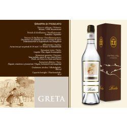 Berta Grappa di Moscato Greta online kaufen!