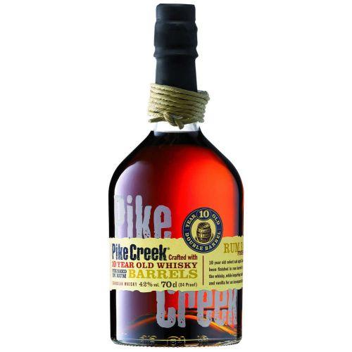 Pike Creek 10 YO Canadian Whisky Finished in Rum Barrels 42% 0,70l