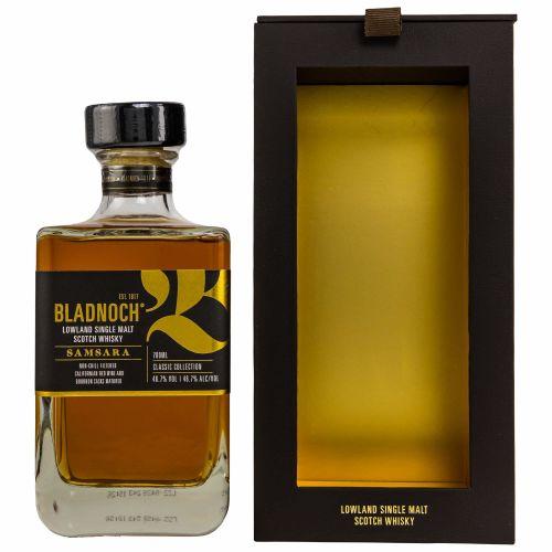 Bladnoch Samsara Single Malt Whisky 46,7% 0,70l