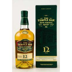 The Temple Bar 12 YO Irish Whiskey 40% 0,70l