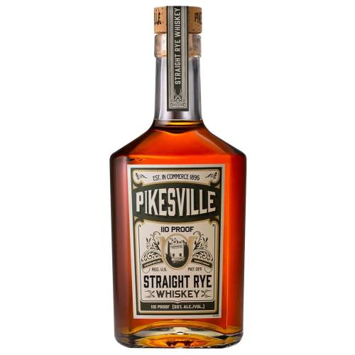Pikesville 110 Straight Rye Whiskey Proof 55% 0,70l