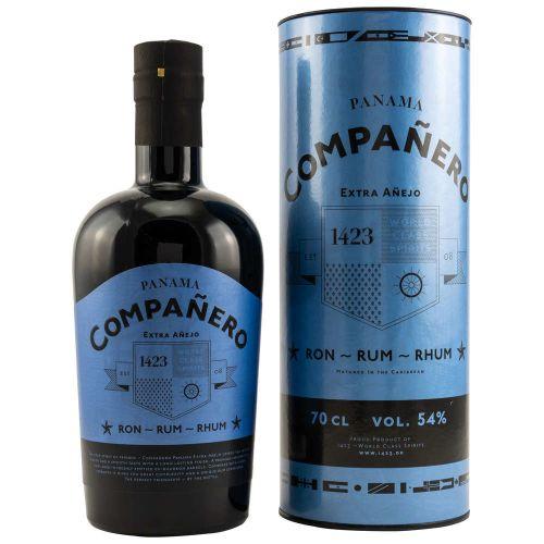 Companero Rum Panama Extra Anejo 54% vol. 0,70l