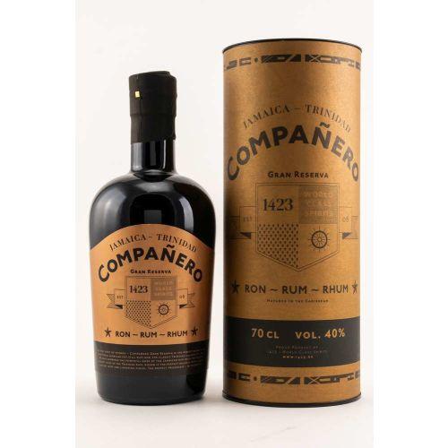 Companero Rum Gran Reserva 40% 0,70l
