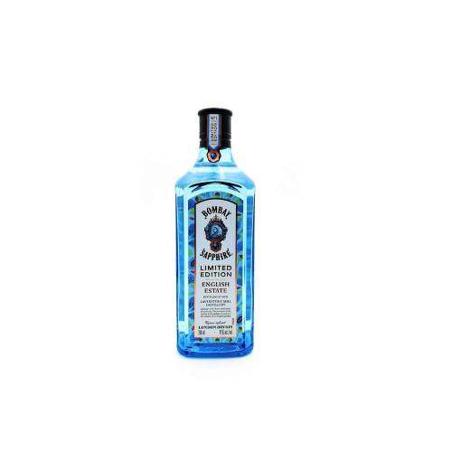 Bombay Sapphire Gin Limited Edition English Estate 41% 0,70l