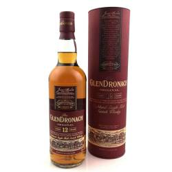 Glendronach Single Malt 12 Jahre Whisky Original 43% 0,70l