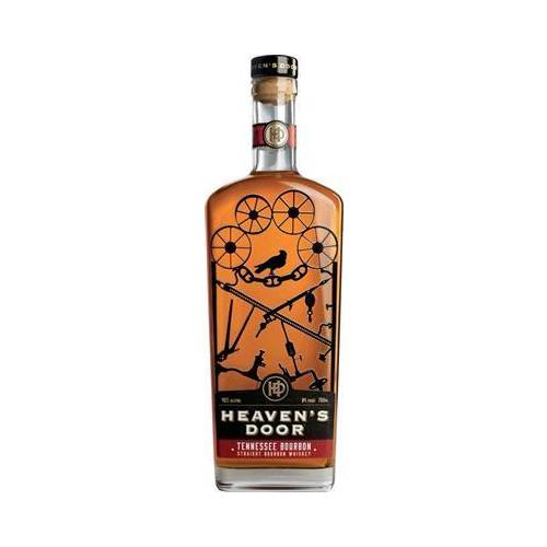 Heavens Door Whiskey Straight Bourbon Tennessee 42% 0.70l