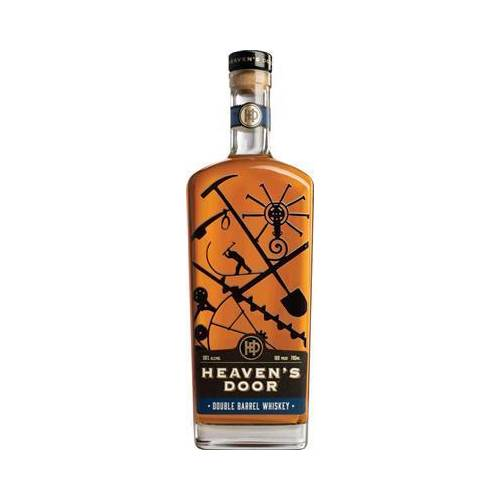 Heavens Door 100 Proof Whiskey Double Barrel 50% 0.70l