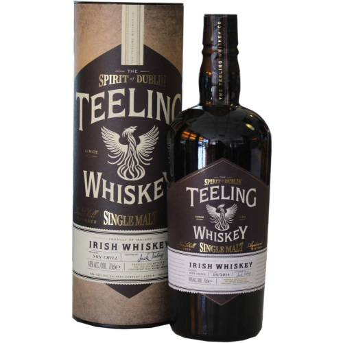Teeling Irish Whiskey Single Malt 46% 0,70l