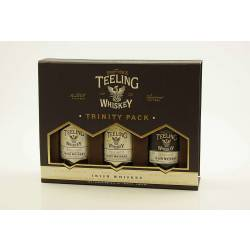 Teeling Trinity Pack Miniatur 3 x 5cl
