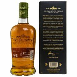 Tomatin 12 Jahre Bourbon & Sherry Casks Whisky 43% vol. 70cl