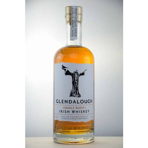 Glendalough Irish Whiskey Double Barrel Sherry Finish 42% vol. 0,70 Liter