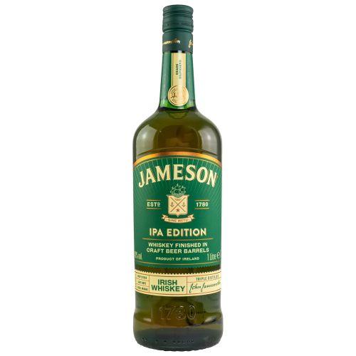 Jameson IPA  Edition Caskmates Irish Whiskey 40% vol. 1,0 Liter