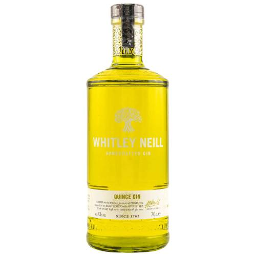 Whitley Neill Handcrafted  Gin Quince 43% vol. 0.70 Liter